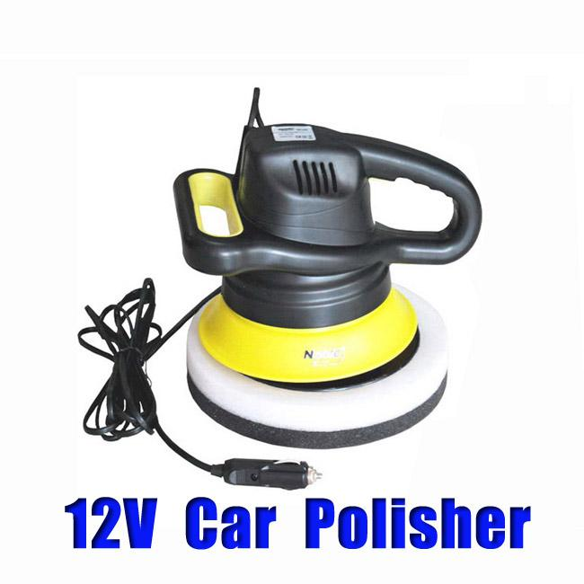 How To Polish Car With Electric Polisher