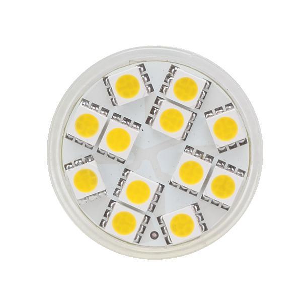 base de G4 12 LED Dimmable SMD5050 MR11 Lumière large Volt AC / DC10-30V 12V / 24V Lampe White Spot Pour Maison