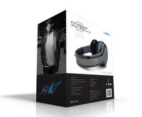 Wholesale Sms Dj Headphones - Sync by 50 cent SMS Audio Over-Ear Wired Headphone DJ Stereo headphones 8pcs lot Audio Over-Ear Wired free shipping