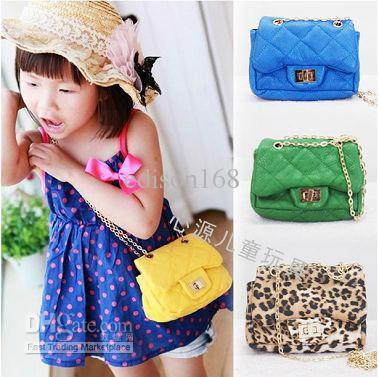 새로운 패션 아이들 고품질 PU 격자 메신저 가방 어깨에 매는 가방 핸드백 9 색 / 많은