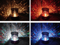 Wholesale New Sweet Love Star - 2012 New Sweet Love Star Sky Romantic Night Projector Light best gift