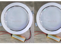 10pcs 9W high power LED ceiling light   Downlight light 9*1W...