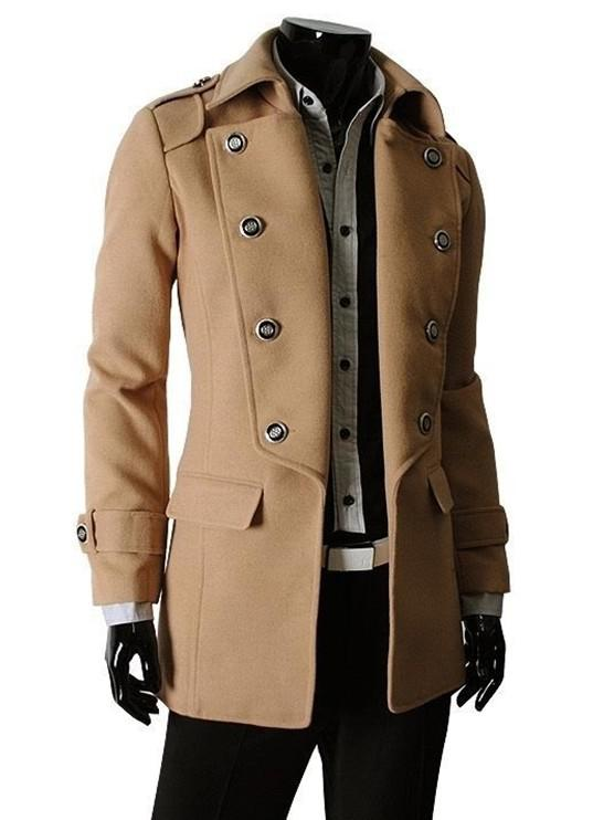 Mens Trench Coat Uk