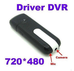 Wholesale Motion Detect Hd Spy Cam - usb flash drives 720*480 U8 wireless spy hidden cameras HD mini dvr Motion Detect Camera spy Cam