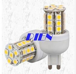 G9 LED Corn Light Bulb Lamp 5W 5050 SMD 27 LEDs 220V |110V Cool White/Warm White Energy Saving Light lamp