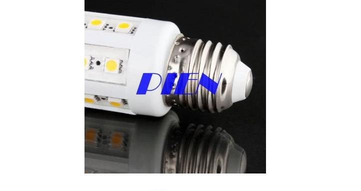 Goedkoop 35 stuk LED-lamp 8W 5050 SMD 44 LED-maïs bollen Binnenverlichting E27 E26 B22 E14 LED-lamp Cool Warm Warm Wit 110V - 240V door DHL