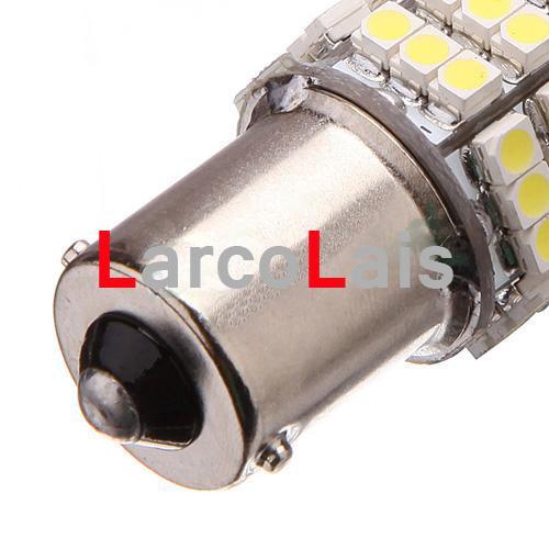 프로 모션 120 SMD 3528 LED 1156 BA15S 순수한 흰색 차례 신호 LED 빛 브레이크 공원 벌브 램프