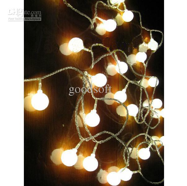 4 Meters Warm White Ball Battery Led Light String Indoor Outdoor Decorative  Lamp Chinese Lantern String Lights Wholesale String Lights From Goodsoft,  ...