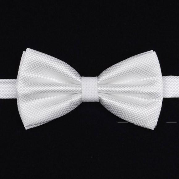 Geschenkbox Eleganter edler Satin-Normallack-Braut- / Bräutigam-bestman-Krawatten Party-Krawatten Geschäfts-Fliege