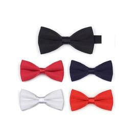 Free Shipping Elegant Satin Solid color Groom bestman Ties from skull ties manufacturers