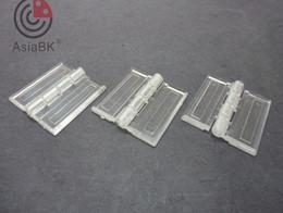 "Wholesale Hinge Types - acrylic hinges 1"" 1.5"" 2"" clear Scrub(Paste-type non-paste type) acrylic hinges,plexiglass hinges"
