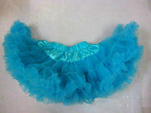 Baby Girl TuTu Petti Faldas Baby Girls Pettiskirt Vestido de niña Faldas