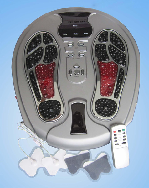 Wholesale - New Infrared & ion physical /magnetism therapy Foot Massager health protection home