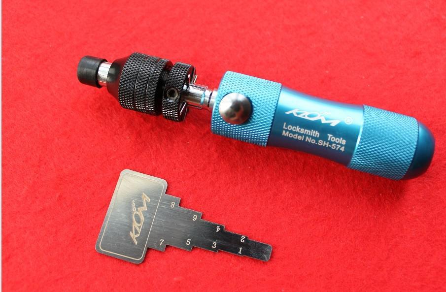 Original 7 5pin 7 8pin Tubular Pick Klom Locksmith Tools