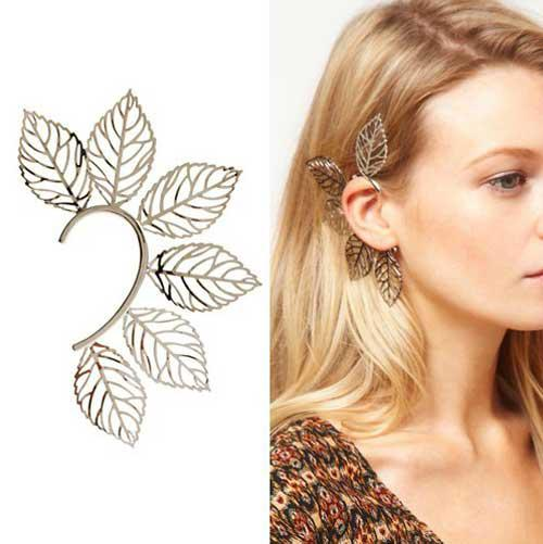 Image result for big ear cuff