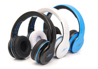 Wholesale sms audio dhl for sale - SMS AUDIO cent headphones Street Wired DJ Headphones headsets blue color sample for drop ship fast ship via DHL