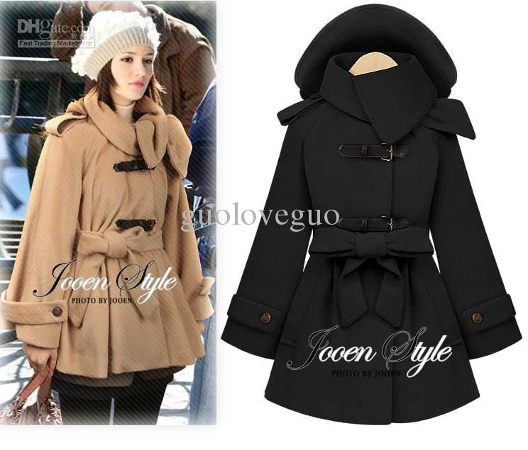 2017 2012 New Women Fashion Winter Coats Gossip Girl Serena Same ...