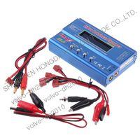 Wholesale Rc Battery Charger Nicd - IMax B6 Digital LCD RC Lipo NiMh Li-ion LiFe Nicd Battery Balance Charger -S-6S 20pcs lot