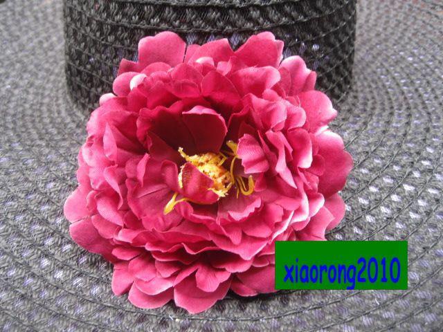 新しい到着良い品質30個13cmシルク人工シミュレーション牡丹ローズカムレ党装飾的な花