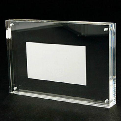 Acrylic Billboard Magnetic Frames 5/6/7/8/10/12clear Acrylic ...