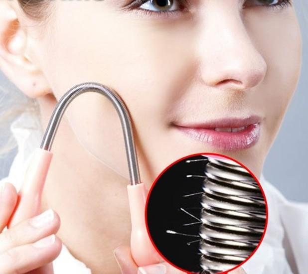 50st / New Facial Hair Epicare Epilator Epistick Remover Stick, Gratis frakt, Drop Ship