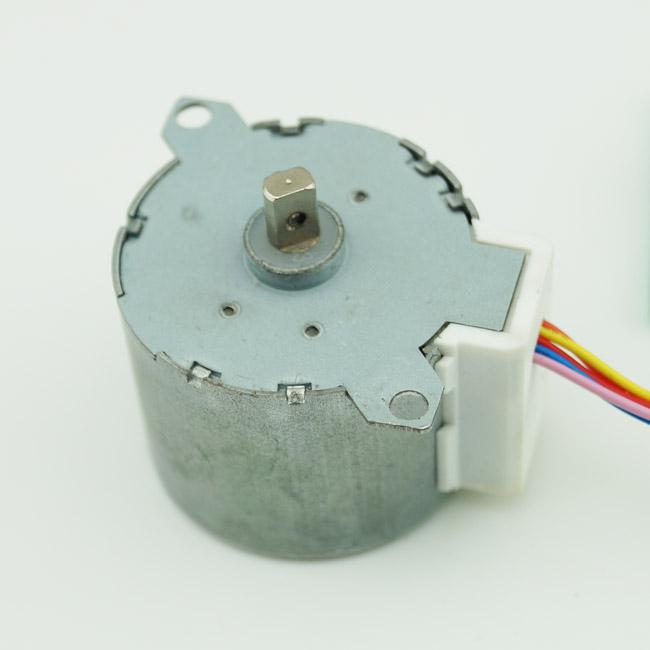 5 Teile / los Kostenloser Versand 12 V 4-phasige 35mm Schrittmotor + ULN2003 Schrittantrieb Board # 1065