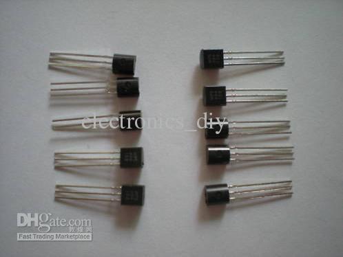 Transistor A94 MPSA94 PNP TO92-pakket 1000 stks partij