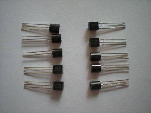 Transistor A94 MPSA94 PNP TO92 Paquet 1000 pièces par