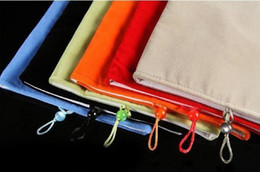Wholesale universal Soft Velvet Bag Cover Case for inch tablet nexus kindle fire SAMSUNG TAB T230