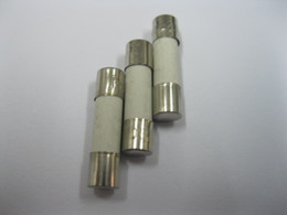 Ceramic Fuse 250V 6mm x 30mm Fast Blow 1A 2A 3A 4A 5A for Choice 50 pcs per Lot