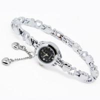 relógio pulseira roxa venda por atacado-Hot New Fashion Mulheres Roxo relógios de moda relógio de mesa de diamante Pulseira Assista Mulheres Relógio de Pulso de Pulso 343