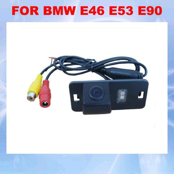 BMW E46 E39 BMW X3 X5 X6 E60 E61 E62 E90 E91 E92 E53 E70 E71 Rückfahrkamera