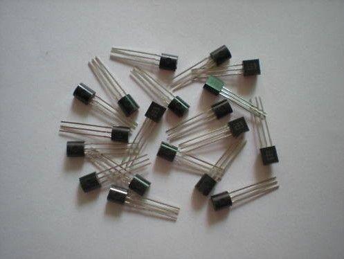 Transistor C945 2SC945 NPN TO92 Paket 1000 st parti