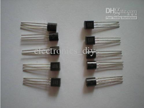 Transistor C945 2SC945 NPN TO92 Package