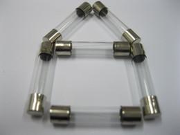 $enCountryForm.capitalKeyWord Australia - Glass Fuse 250V 5mm x 20mm Fast Blow 6A 8A 10A 15A 20A for Choice 500 pcs per Lot