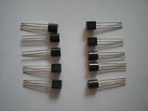 Transistor C2655 2SC2655 NPN TO92 Confezione 1000 pezzi lotto