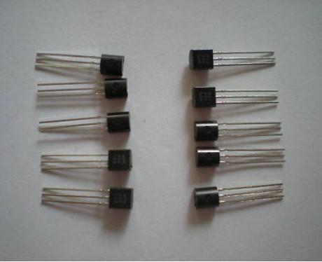 トランジスタS8050 D331 NPN TO92パッケージ1000個あたり1000個
