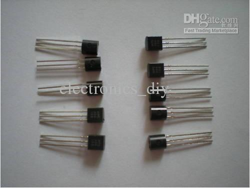 Transistor S9011 TO92 NPN Package