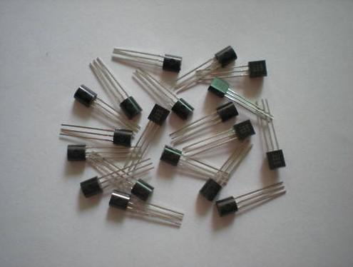 Transistor S9013 SS9013 NPN TO92 Paket 1000 st parti