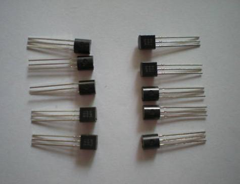 Transistor S9013 SS9013 NPN TO92 Package