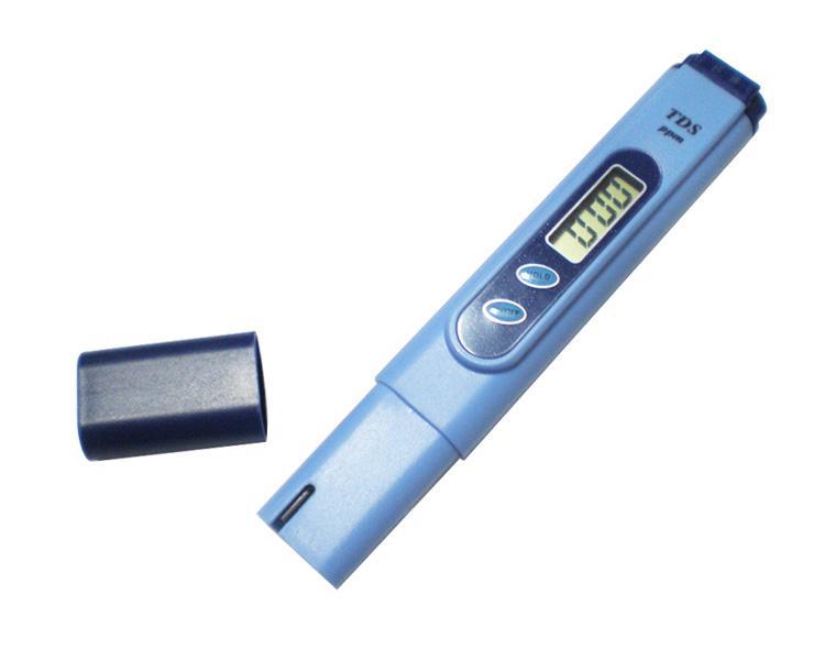 Verificador o menor do TDS de Digitas / pureza impermeável da qualidade da água do filtro do medidor de TDS