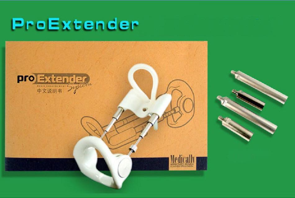 ProExtender Penis sistema de alargamento, Penis Extender, extensor peniano Sex produtos masculinos Sex Toys