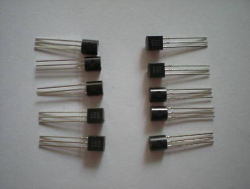 Транзистор A562 пакет TO92 PnP с 2SA562 1000 шт за лот