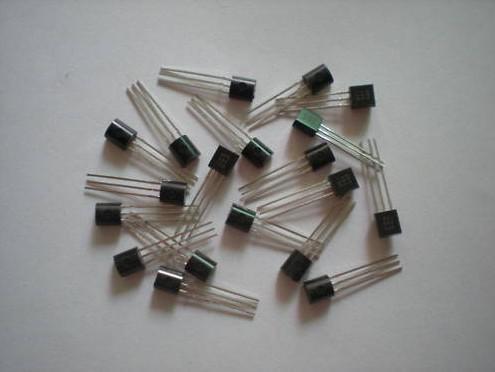 트랜지스터 A562 2SA562 PNP TO92 패키지 로트 당 1000 개