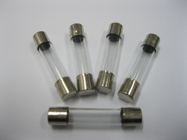 top popular Glass Fuse 250V 5mm x 20mm Fast Blow 1A 2A 3A 4A 5A for Your Choice 100 pcs per Lot 2021