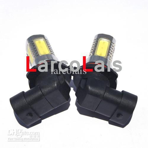 MEILLEURE QUALITÉ 9006 HB4 7.5W voiture LED antibrouillard Super Bright Phare Brouillard Ampoule Lampe 12 V DC Blanc
