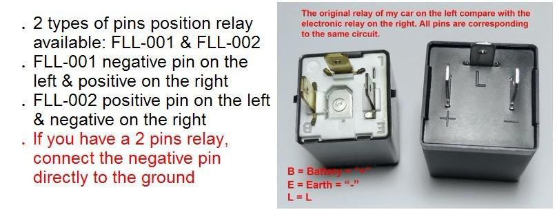 turn signal relay flasher relay schematic images