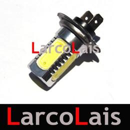 2PCS H7 7.5W super helles Auto LED vorderes Scheinwerfer-Hochleistungslicht-Nebel-Birnen-Lichter-Lampe 12V Weiß von Fabrikanten