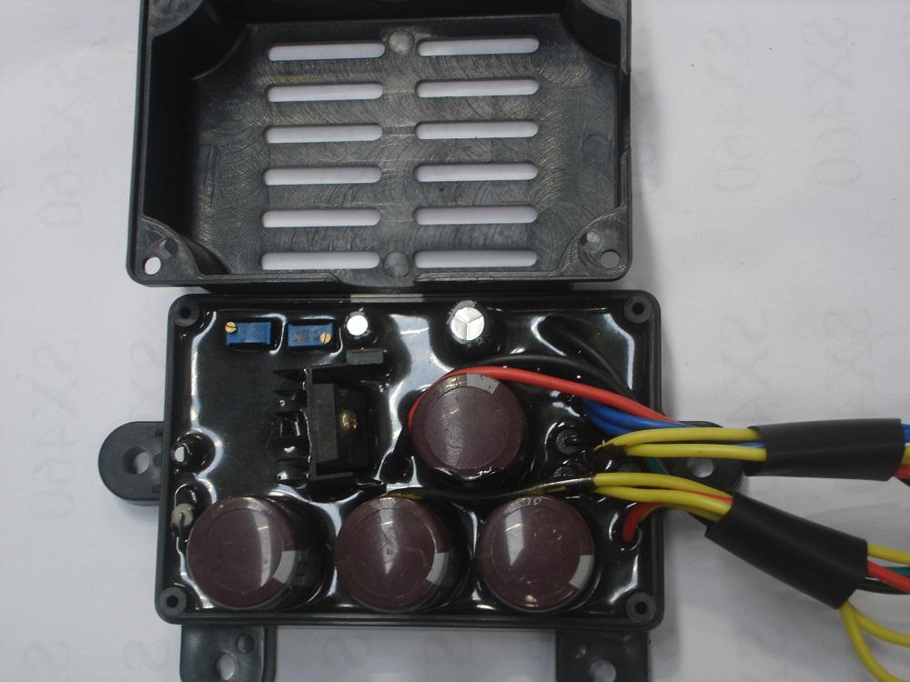 5KW-generator en lasser AVR, het genereren en lassen van dubbele generator AVR