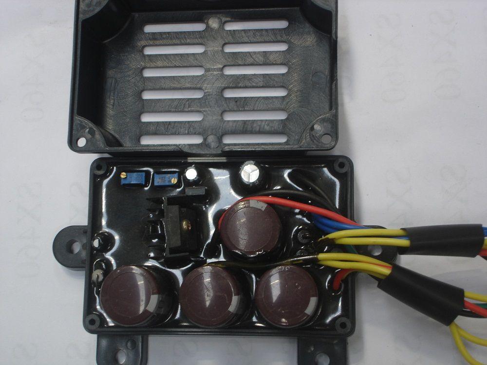 5kw generator och svetsare AVR, generering och svetsning Dual Generator AVR